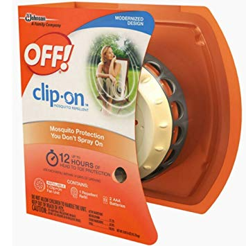 OFF! Clip On Mosquito Repellent: photo